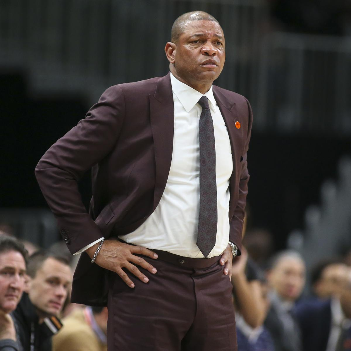 Woj: Doc Rivers 'Wants to Coach' After Clippers Exit amid 76ers, Pelicans Rumors