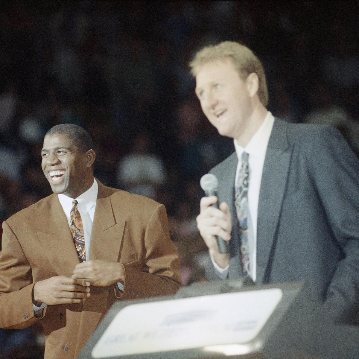 Ranking the NBA's All-Time Greatest Finals Starting Lineups