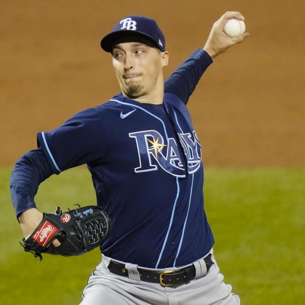 Blake Snell Dominates as Rays Beat Blue Jays 3-1 in Game 1 of Wild Card Series