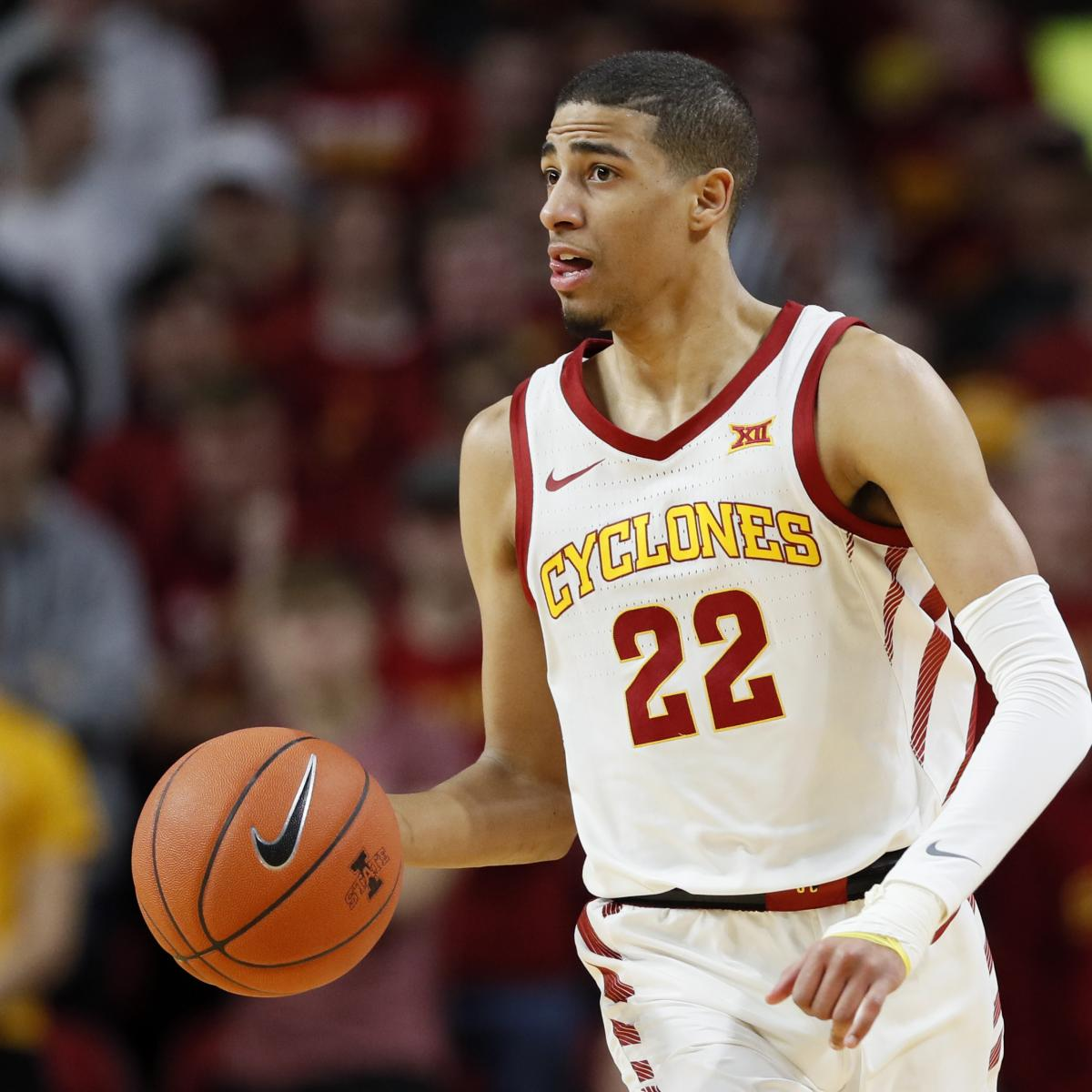 NBA Draft 2020: Mock Draft Projections for Safest Lottery Prospects