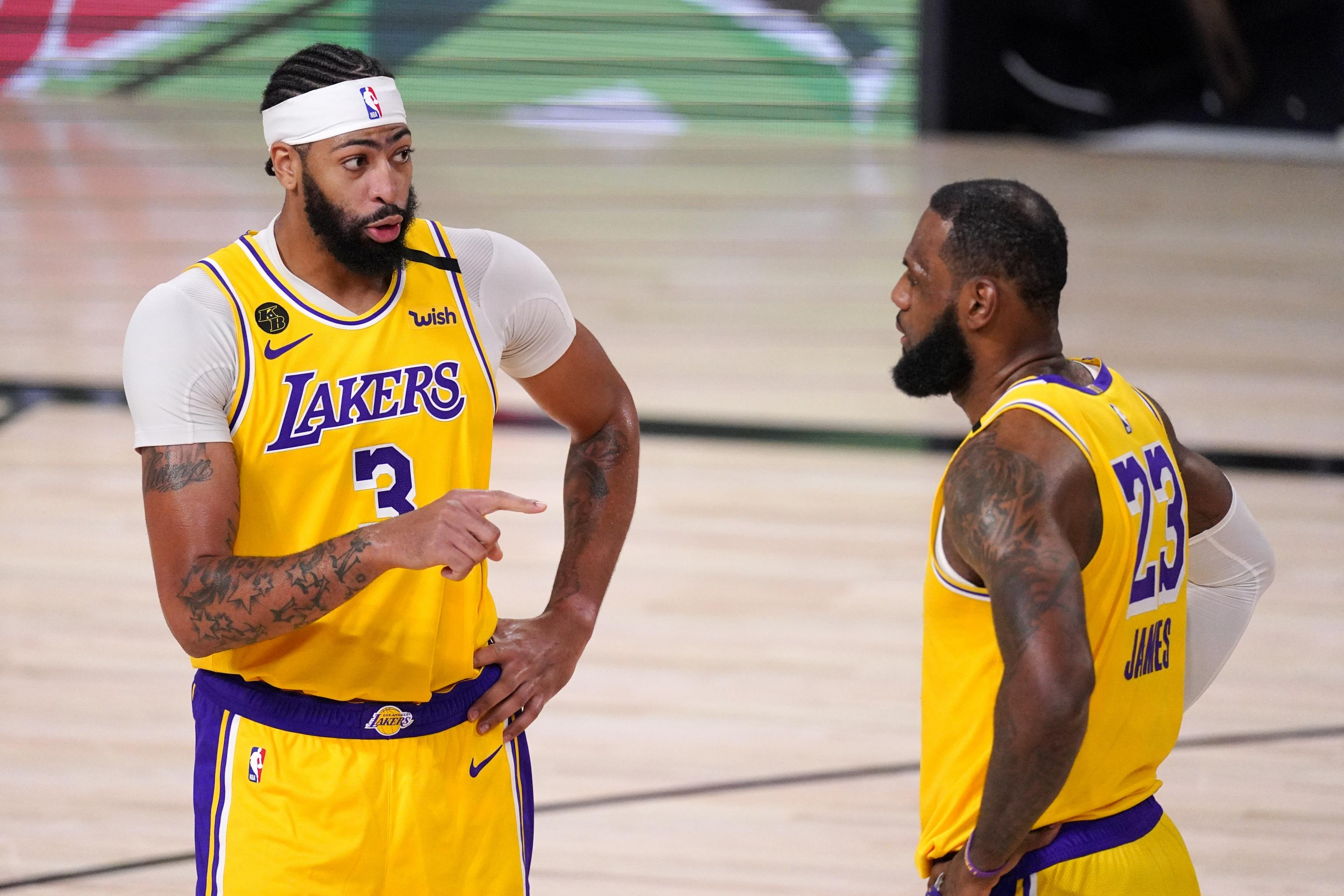 Nba Finals 2020 Game 1 Tv Schedule Odds Heat Vs Lakers Prediction Bleacher Report Latest News Videos And Highlights