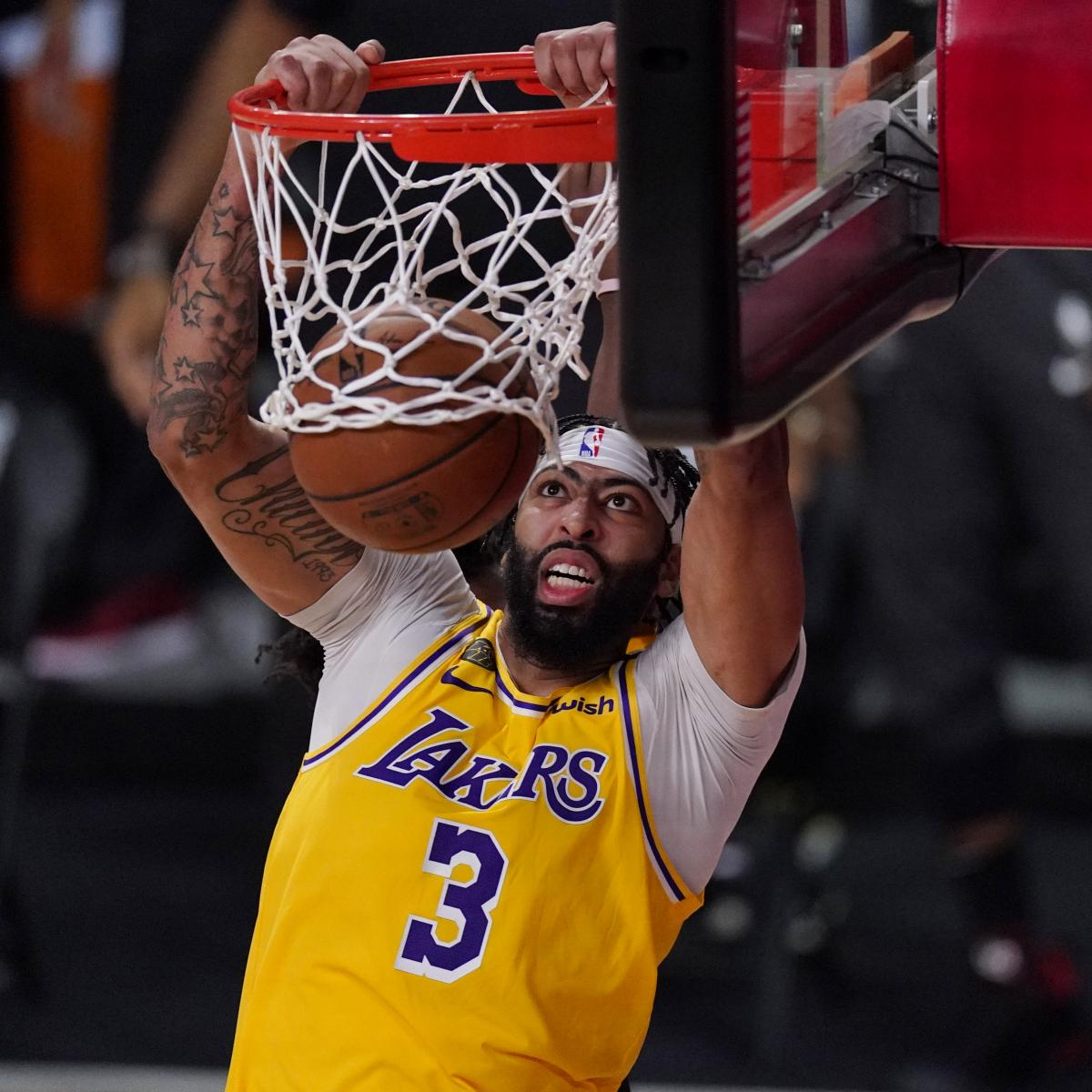NBA Finals 2020 Latest Heat vs. Lakers Odds and ...