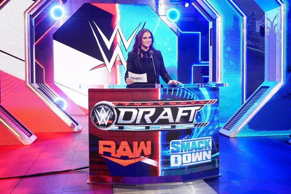 WWE Draft Reportedly Returning In 2021 Fall 2