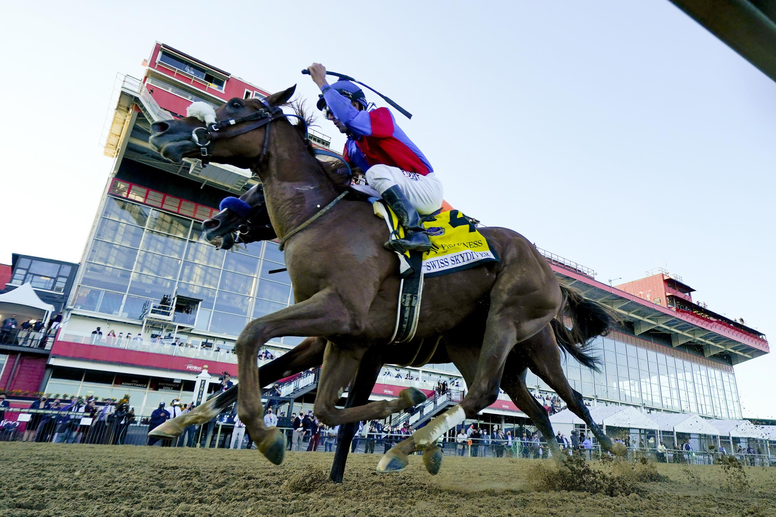 Preakness Order Of Finish And Payouts