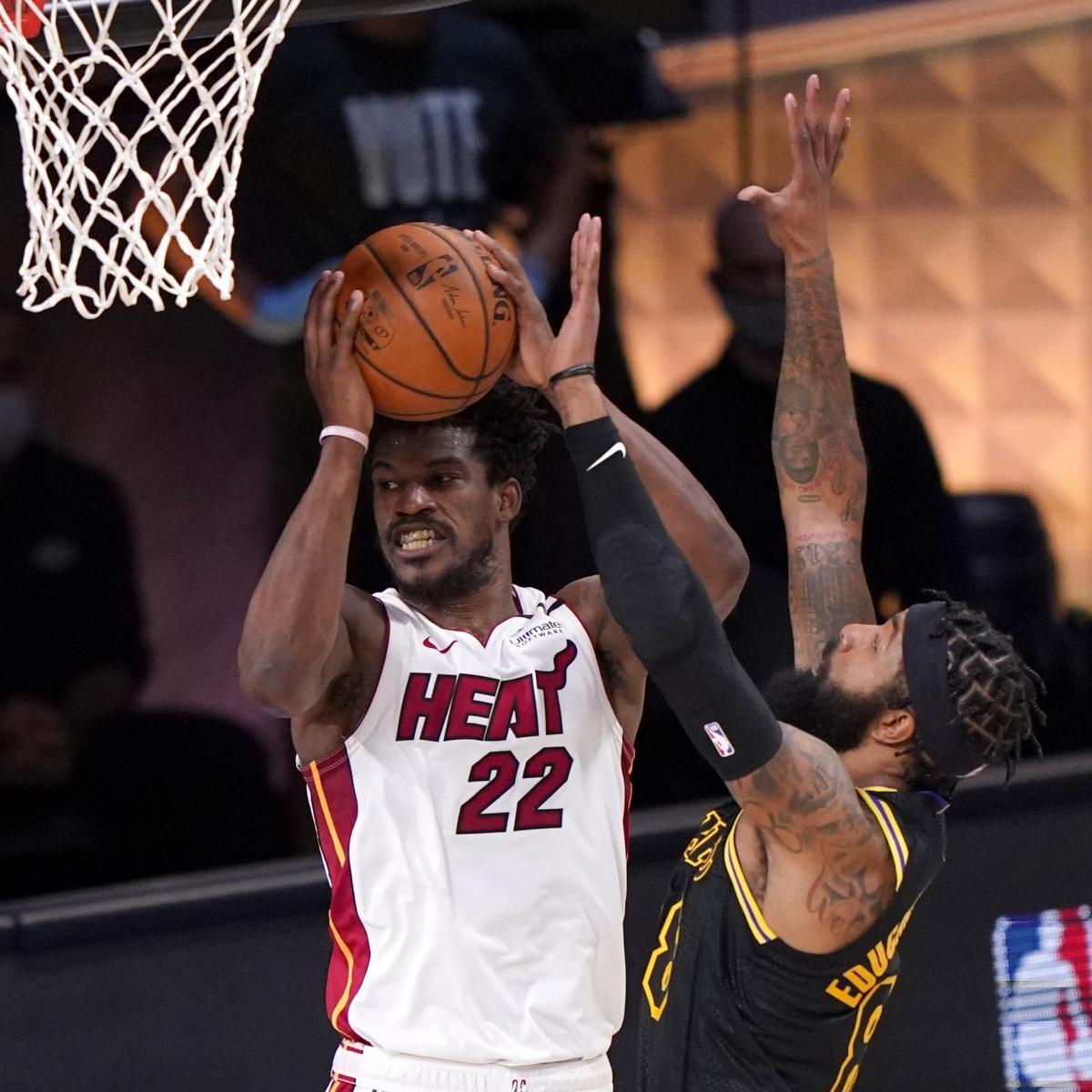 NBA Finals 2020: Lakers vs. Heat Game 3 Odds, Props and ...