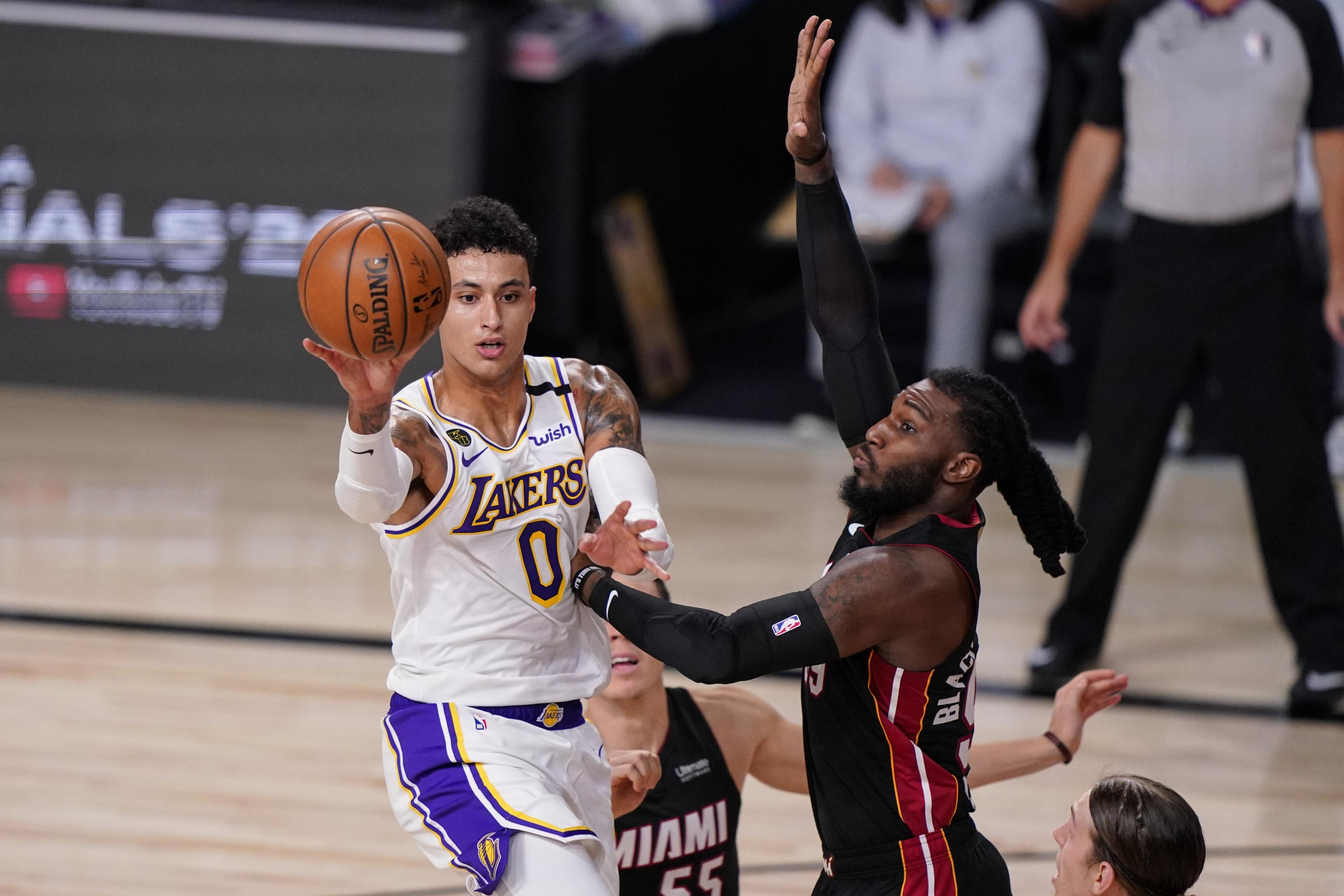 Lakers' Kyle Kuzma: 'I Don't Give a F--k' About Criticism from Social Media  | Bleacher Report | Latest News, Videos and Highlights