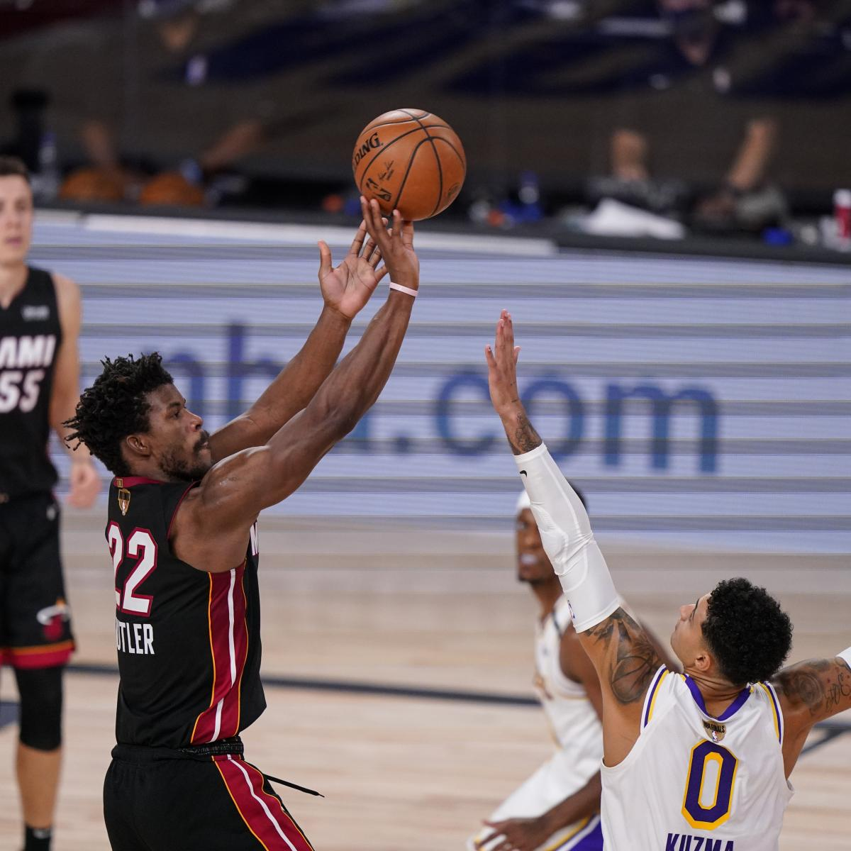 Lakers vs. Heat: Best Highlights, Comments from Game 3 of ...