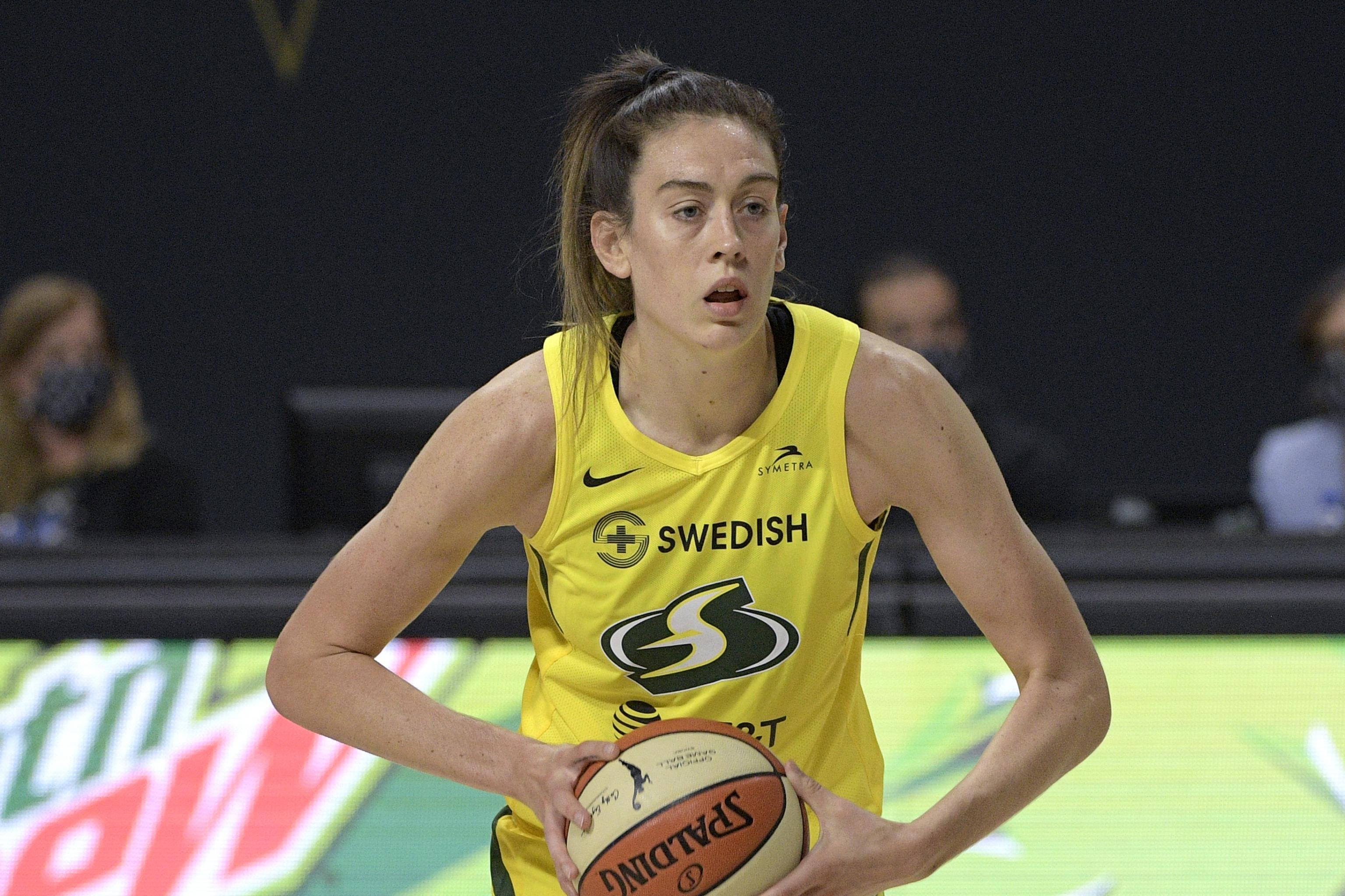 EDITORIALE – Breanna Stewart, la MVP delle WNBA Finals 2020