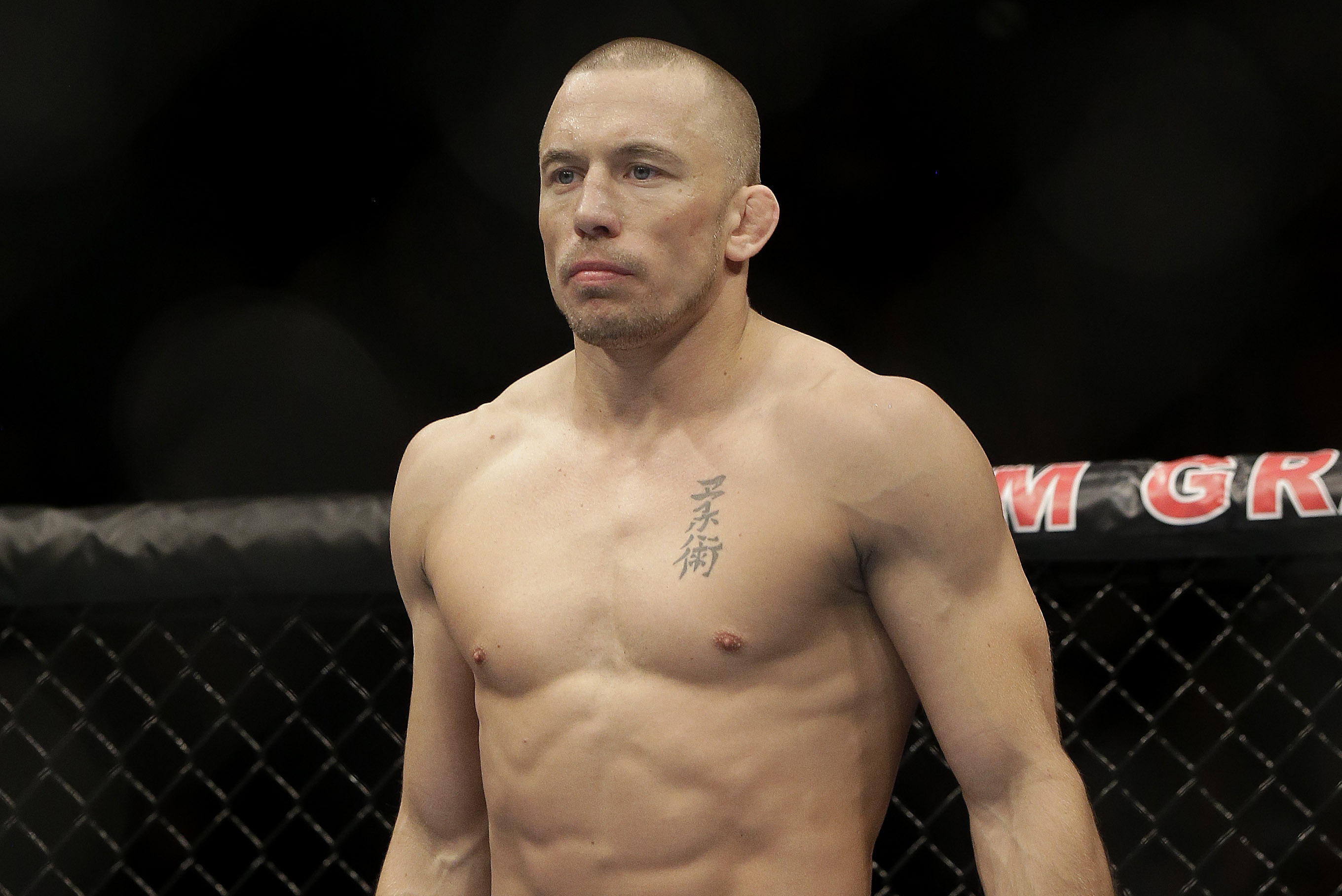 Georges St-Pierre Will Only End UFC Retirement for Fight Against Khabib |  Bleacher Report | Latest News, Videos and Highlights