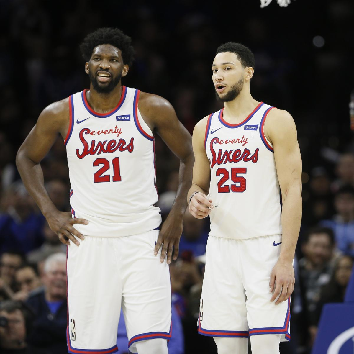 76ers 2020-21 Schedule: Top Games, Championship Odds and Record Predictions