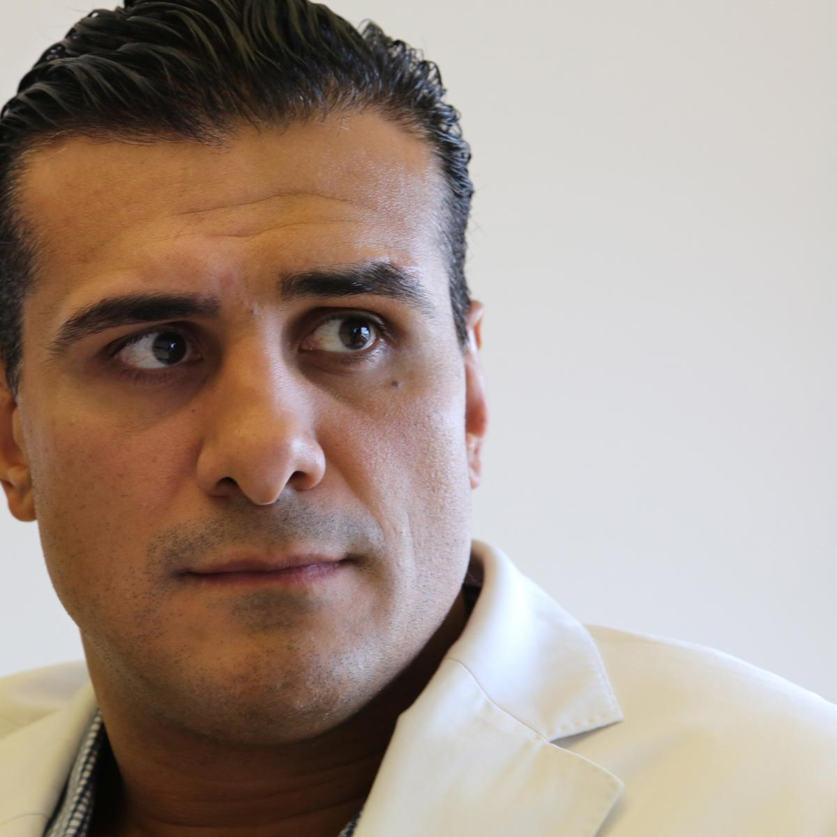 Ex-WWE Superstar Alberto Del Rio Indicted on Kidnapping, Sexual Assault Charges