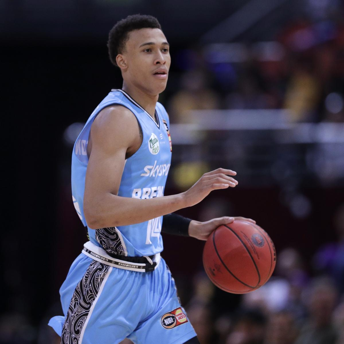2020 nba mock draft predictions for prospects whose