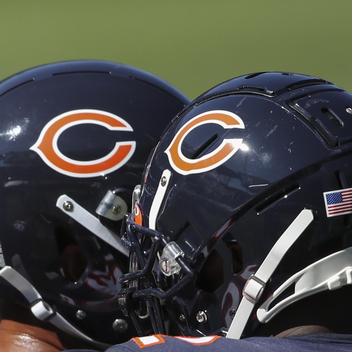 Report: Bears Practice Squad Player, Chiefs Coach Test Positive for COVID-19