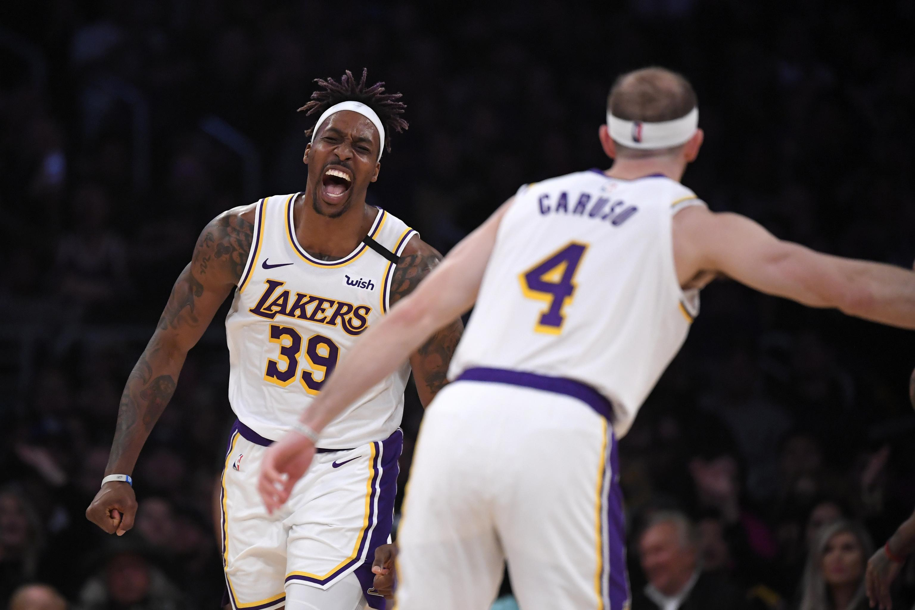 Lakers Rumors Alex Caruso To Replace Dwight Howard In Starting Lineup Vs Heat Bleacher Report Latest News Videos And Highlights