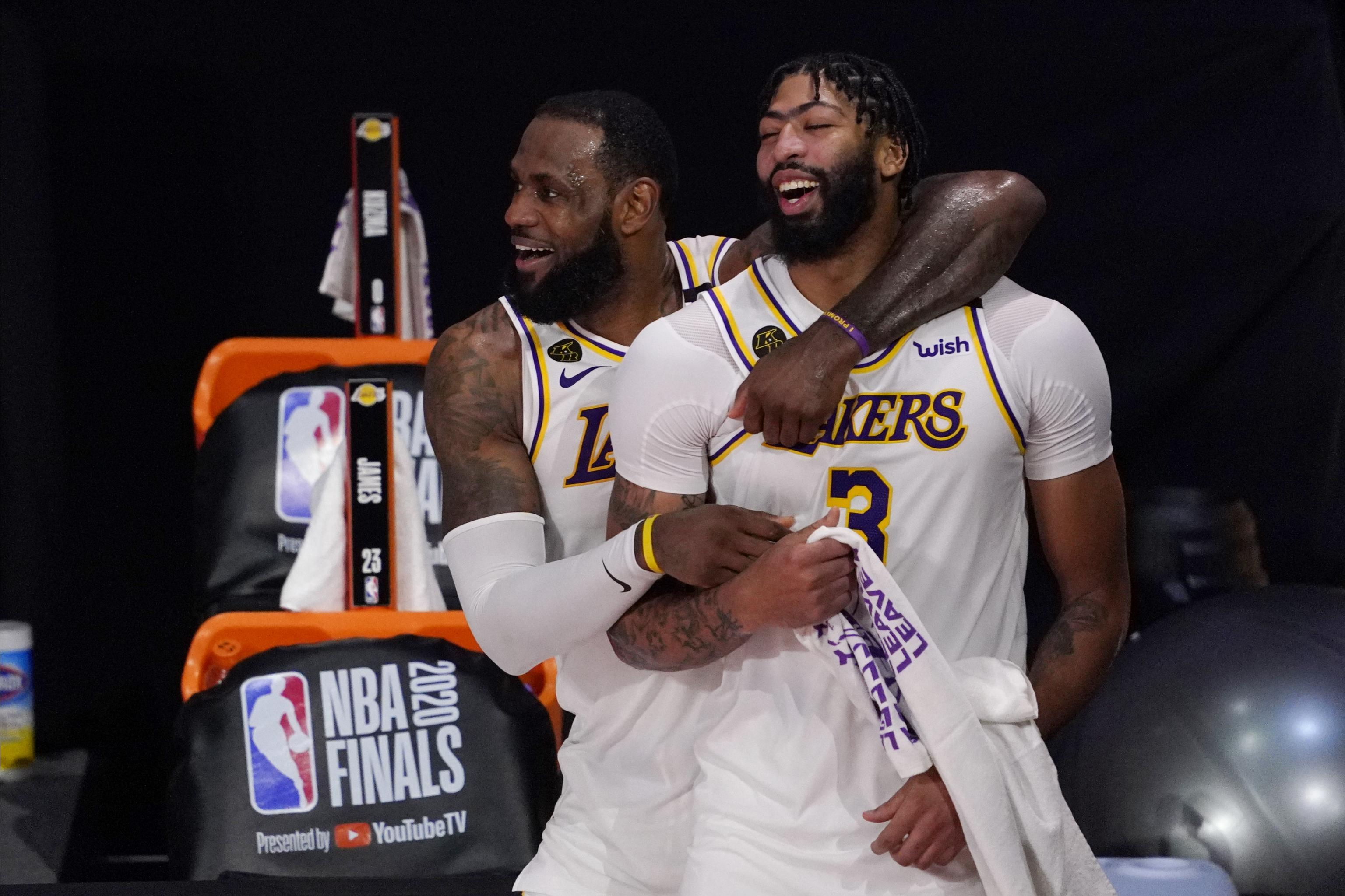 Nba Finals 2020 Lakers Vs Heat Game 6 Box Score Top Performers Reaction Bleacher Report Latest News Videos And Highlights