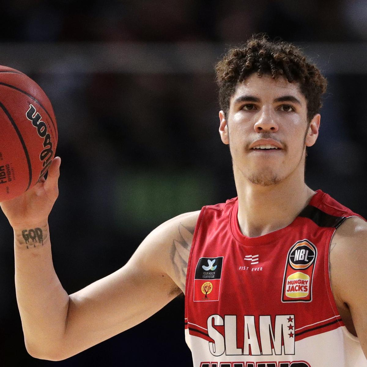 NBA Draft 2020: 1st-Round Mock Draft and Names to Watch on Stock Market