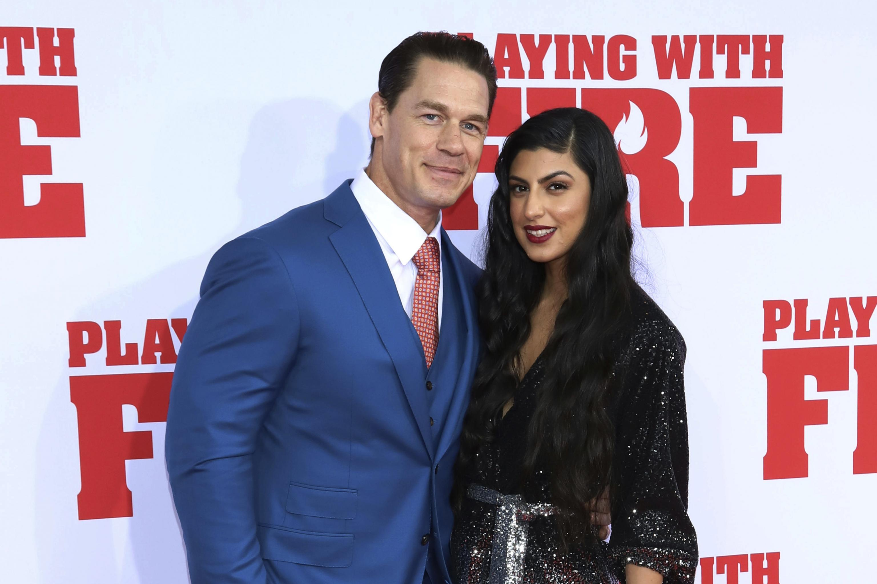 Shay Shariatzadeh: Facts About WWE Star John Cena's 2nd Wife 1