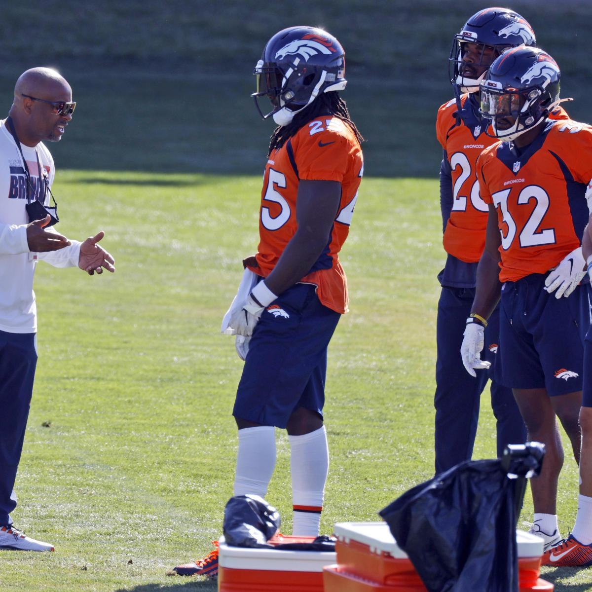 Broncos RB Coach Curtis Modkins Self-Isolating After Positive COVID-19 Test