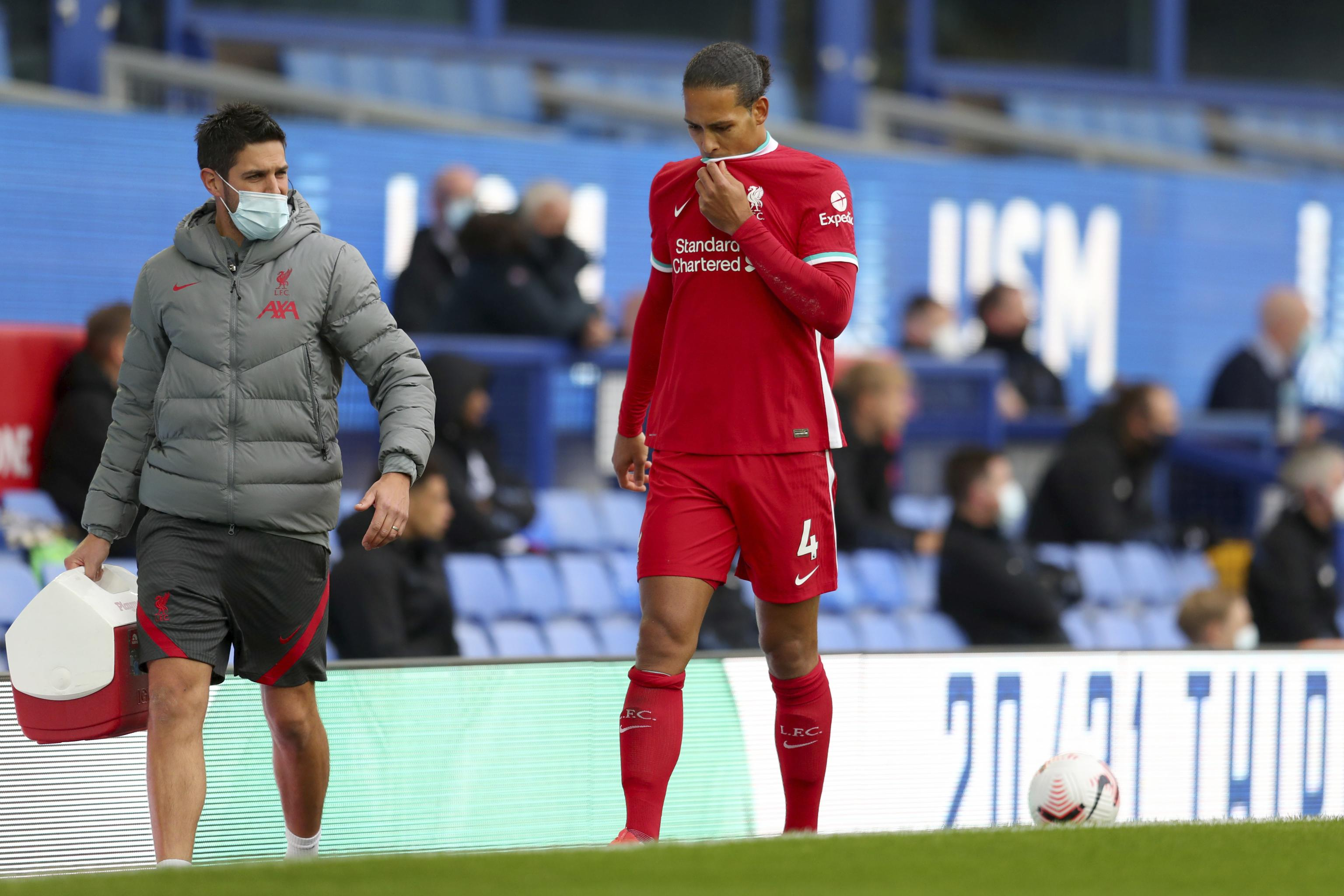 Liverpool's Virgil Van Dijk to Have Surgery on Knee Injury; No Return Timetable | Bleacher Report | Latest News, Videos and Highlights