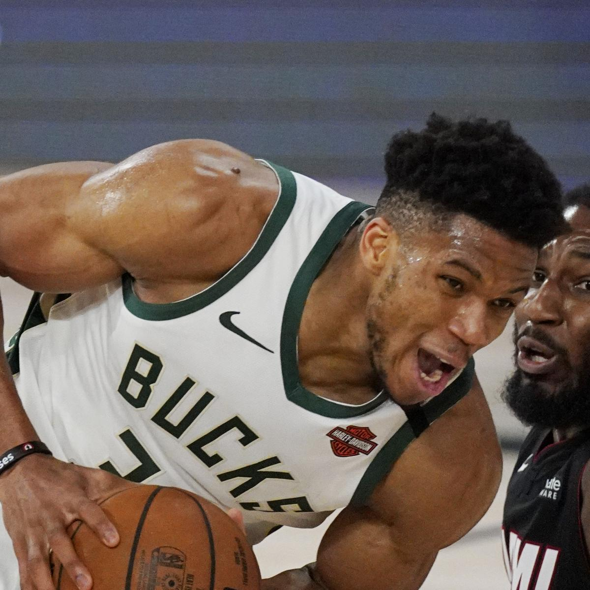 Giannis Antetokounmpo Rumors: Bucks Won't Trade Star Even If He Rejects Contract