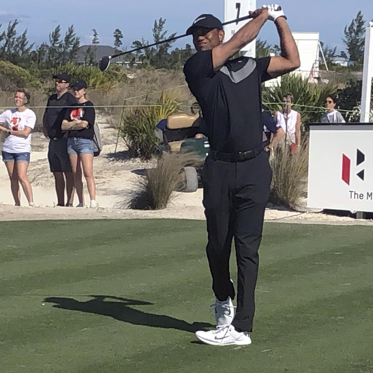 Tiger Woods' Foundation Cancels 2020 Hero World Challenge amid COVID-19 Pandemic thumbnail