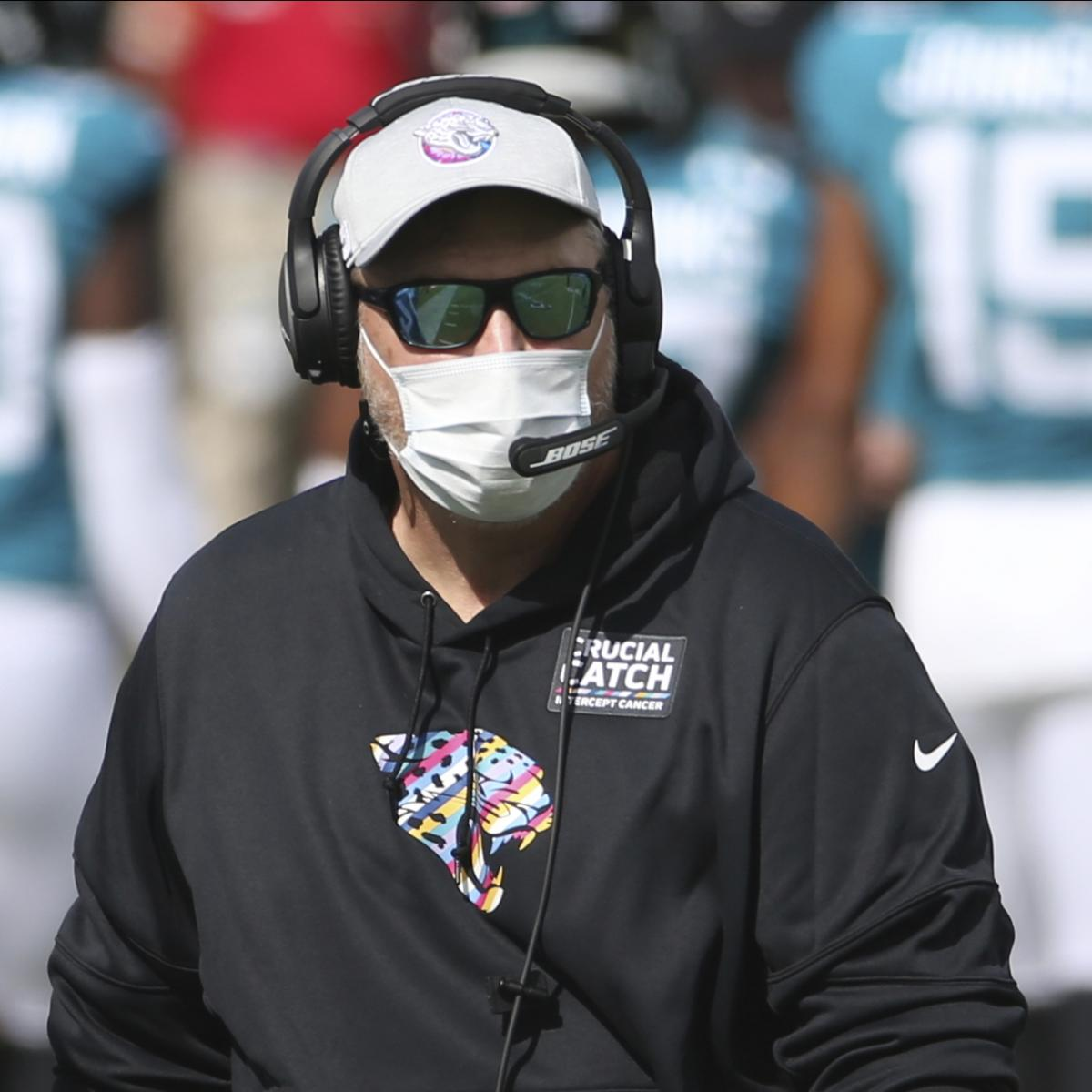 Report: Jaguars Seen as 'Sneaky-Good' Job by 'Many' Potential Head Coaches