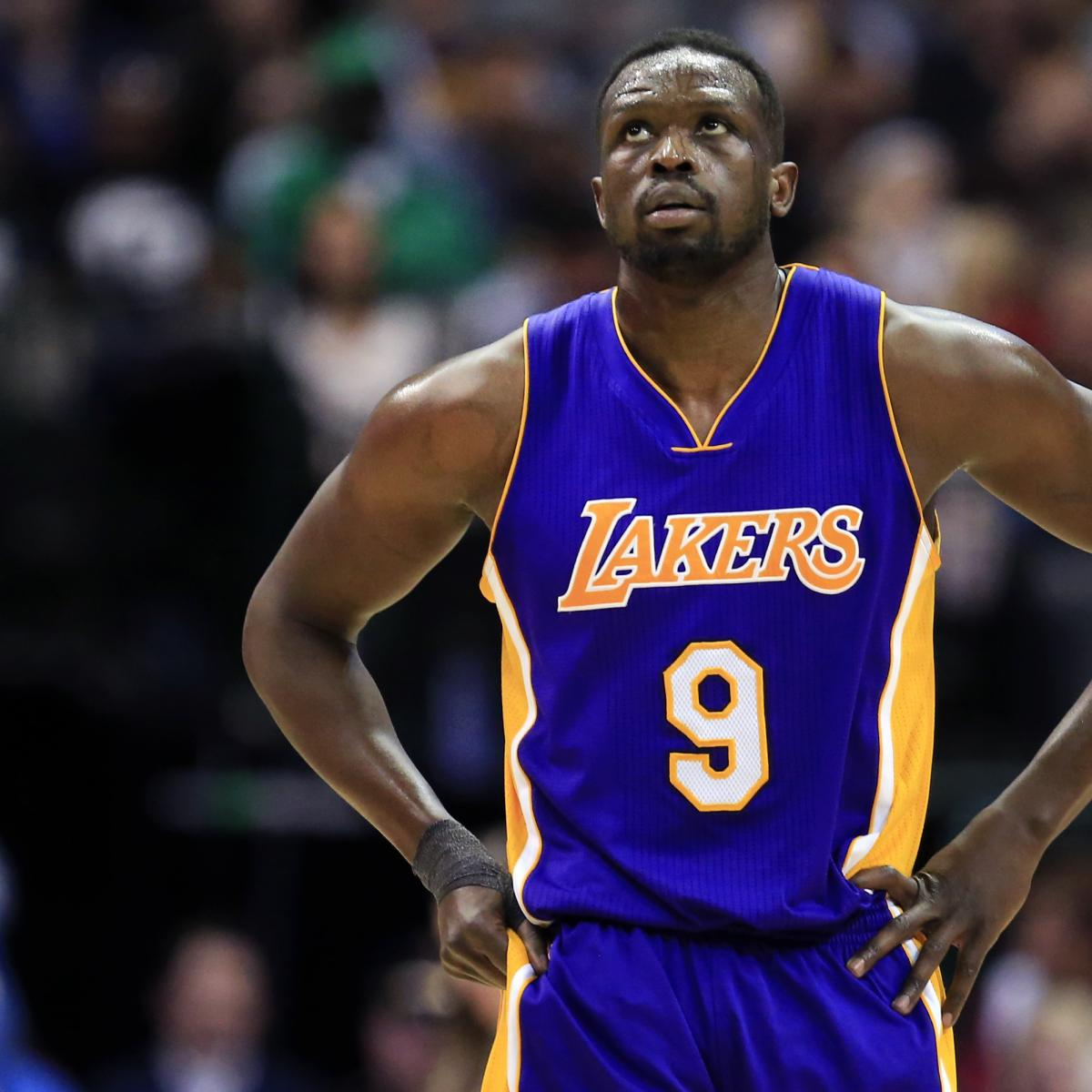 Lakers Rumors: LA Requests Luol Deng's Contract Come off Books Due to Injury
