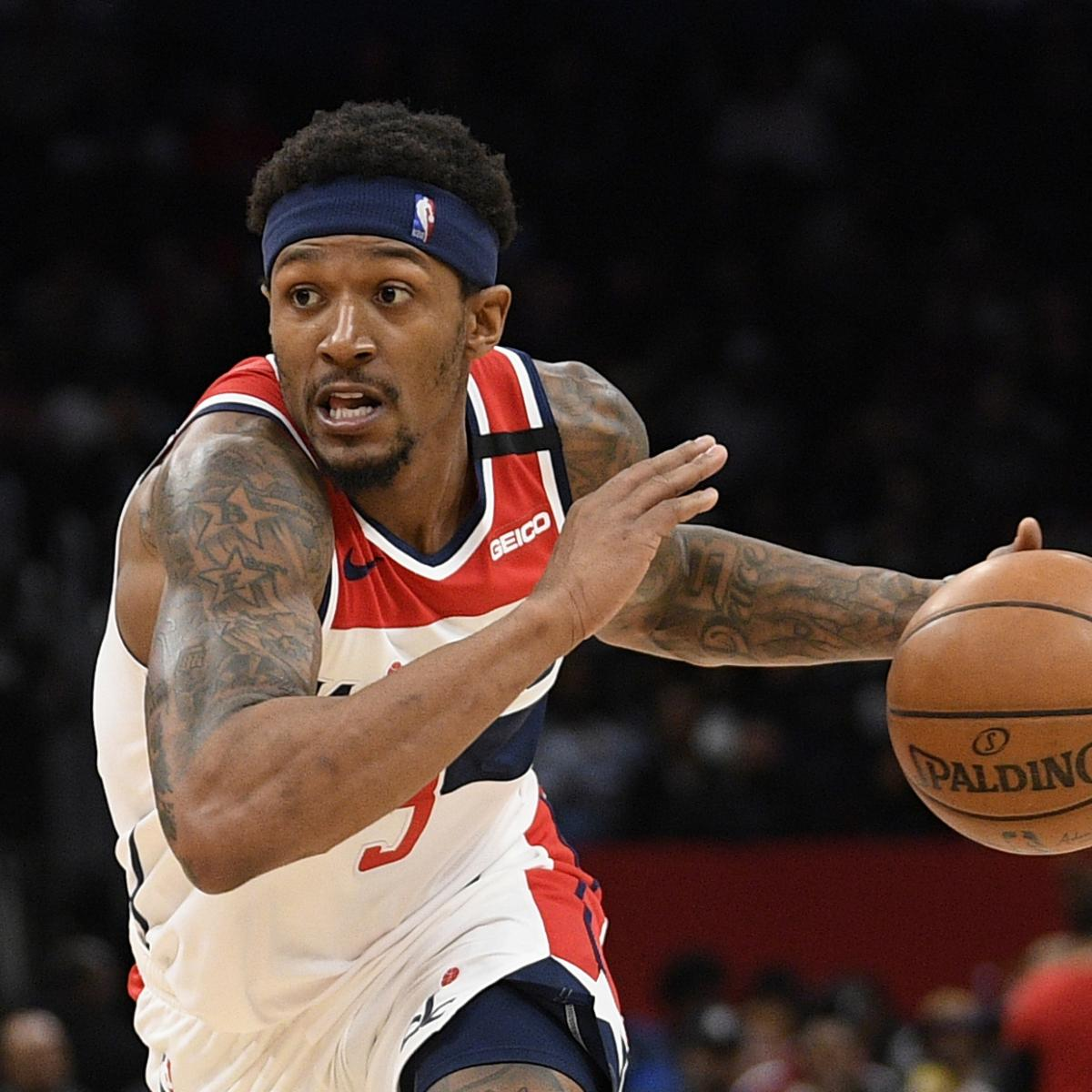 Bradley Beal Trade Rumors: Wizards Don't Want to Move Star Despite Buzz