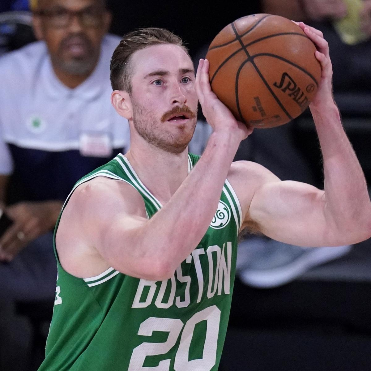 Celtics Rumors: Latest Buzz on Gordon Hayward Trade, Enes Kanter Contract, More