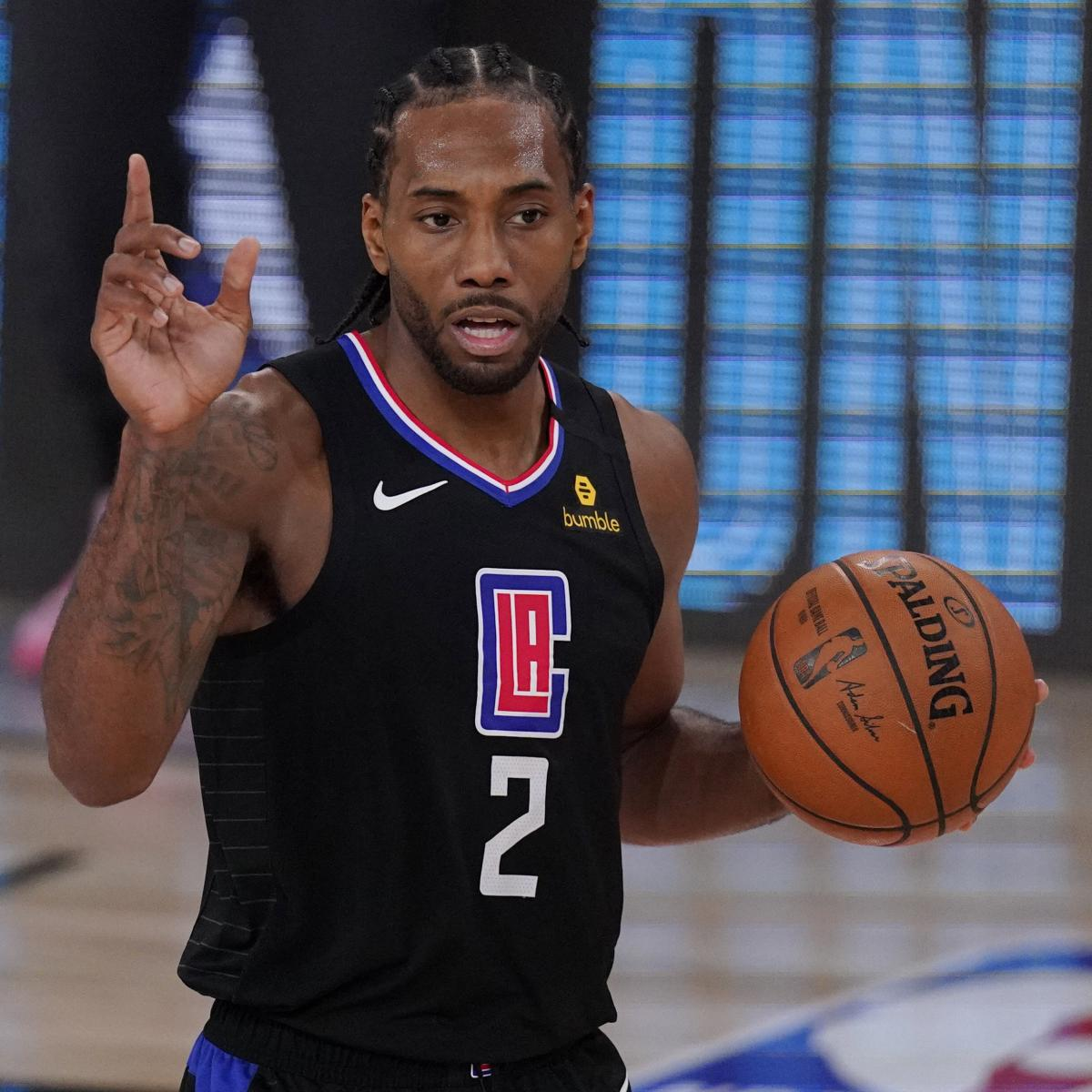 Ty Lue to Talk to Clippers' Medical Staff About Kawhi Leonard's Load Management