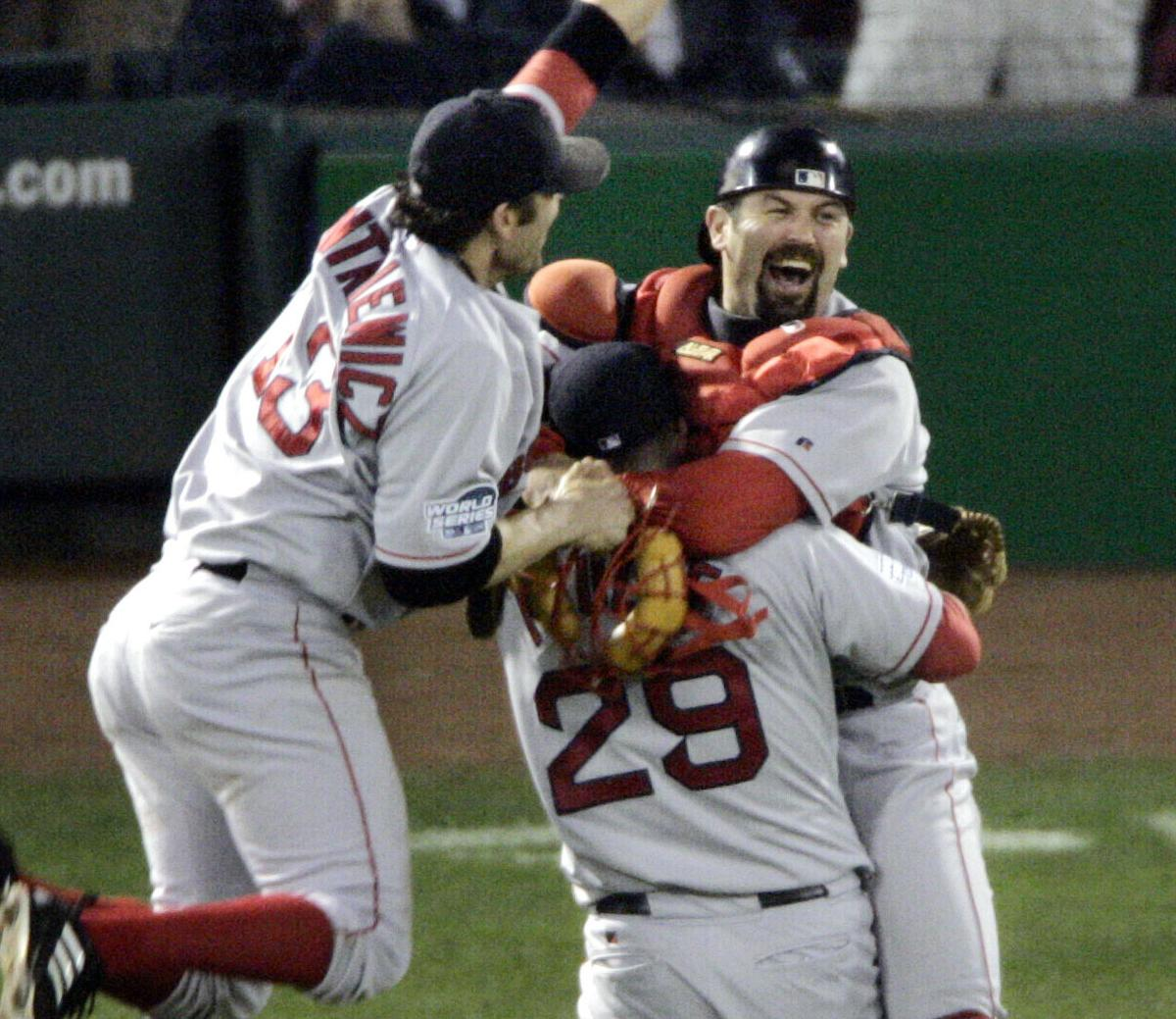Red Sox cover image