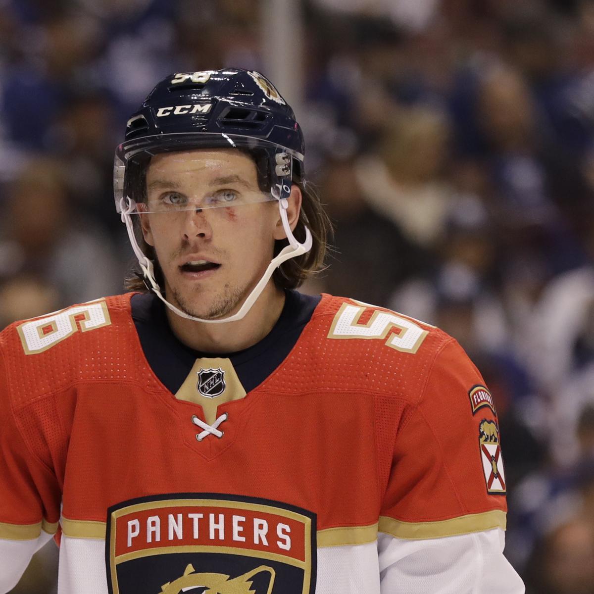 NHL Free Agents 2020: Predicting Erik Haula, Mike Hoffman Deals, Latest Rumors