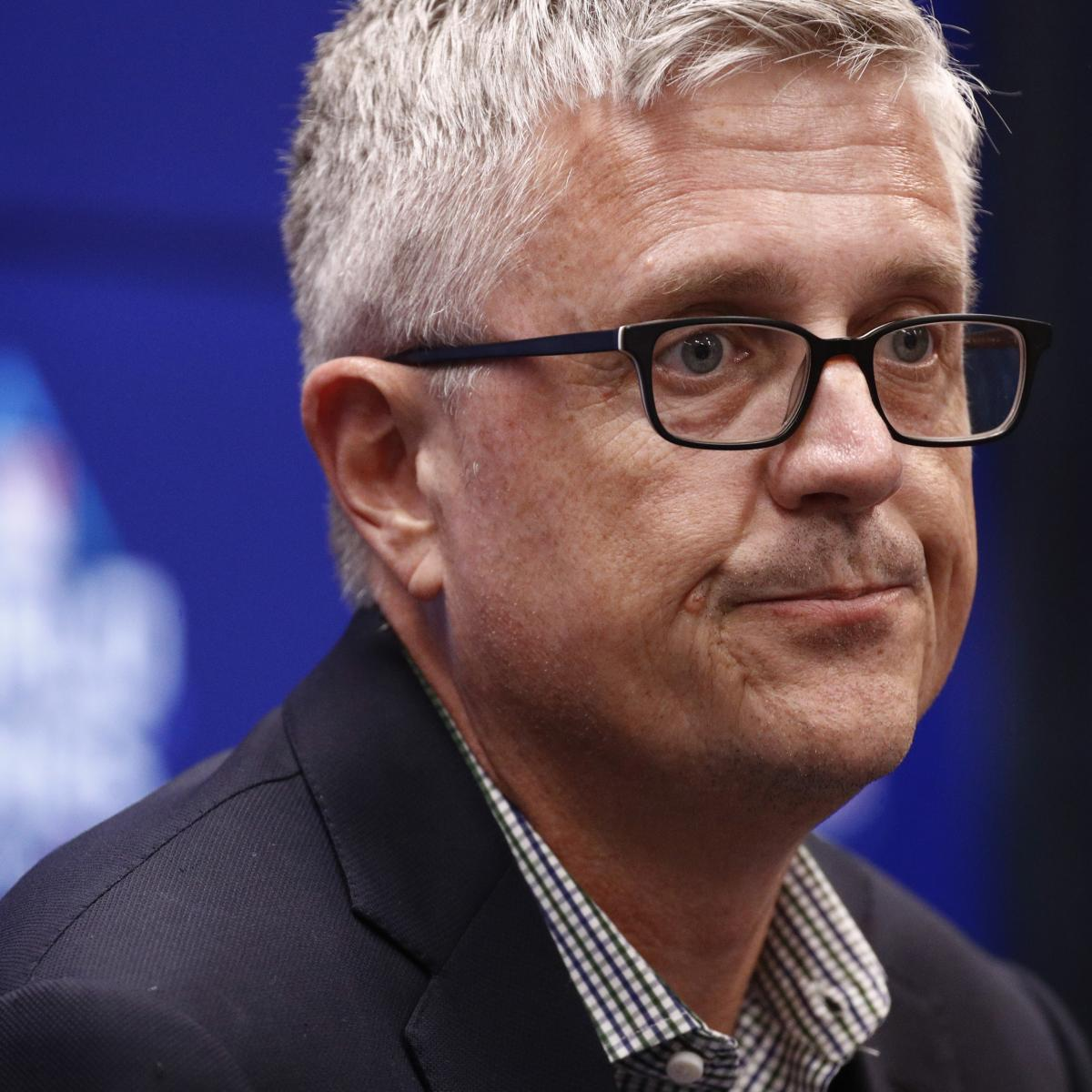 Report: MLB Probe Found Jeff Luhnow Knew of Astros' Sign-Stealing Efforts