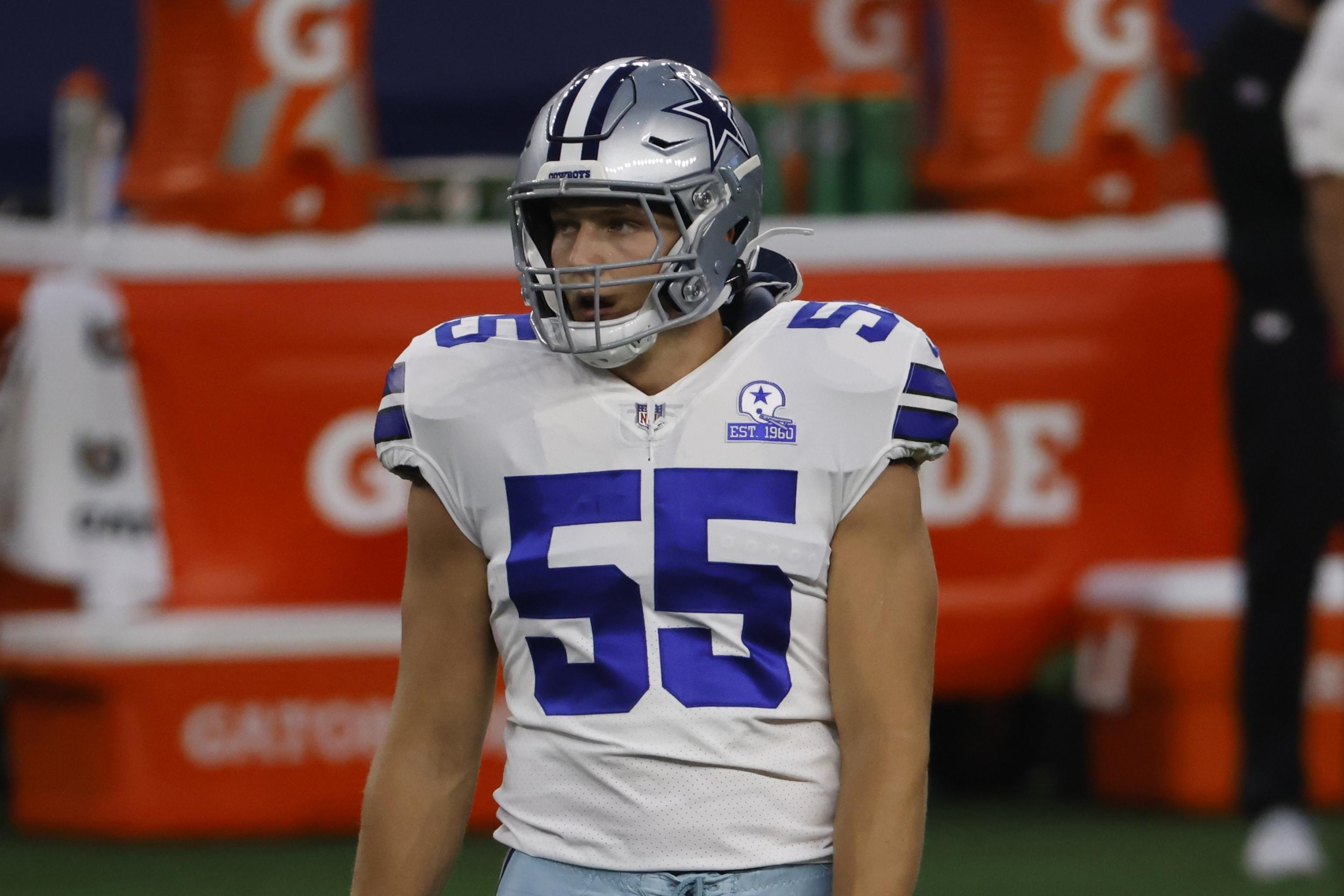 Leighton Vander Esch Must Perform Well in Cowboys' 2021 Season
