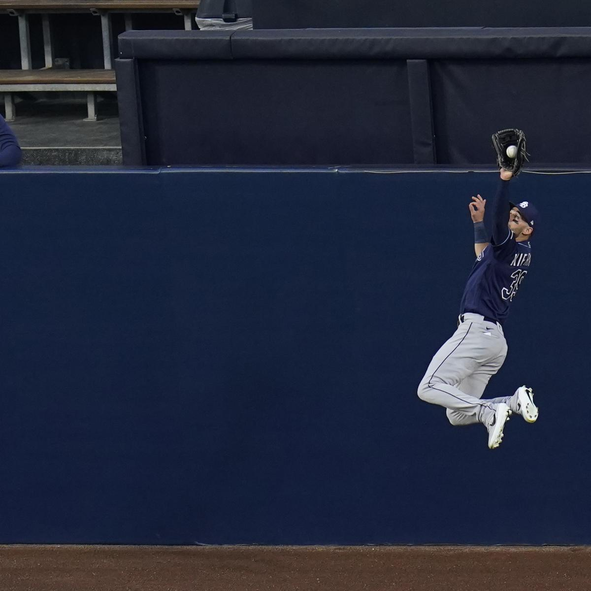 Rays' Kevin Kiermaier 'Very Surprised' and 'Disappointed' by Gold Glove Snub