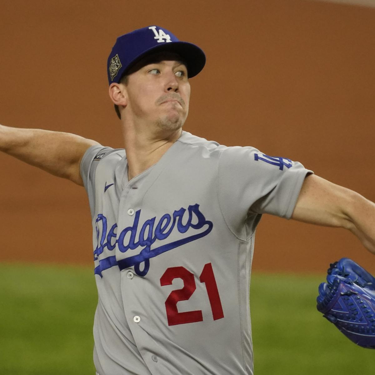 Dodgers' Walker Buehler Shows World Series Audience Why He's MLB's Best Young SP