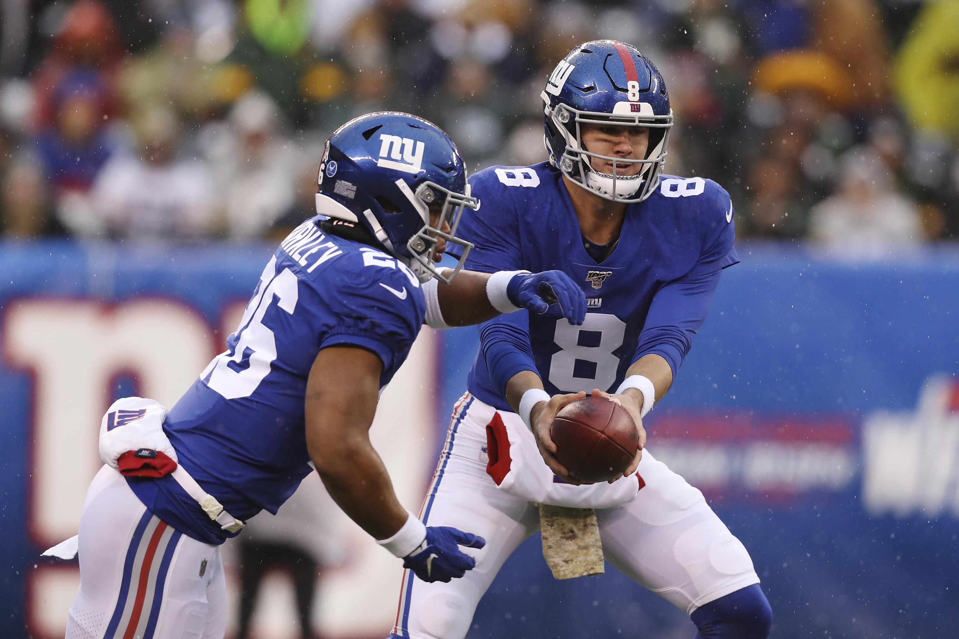 Giants Aware of Saquon Barkley, Daniel Jones Allegedly Partying on Video |  Bleacher Report | Latest News, Videos and Highlights