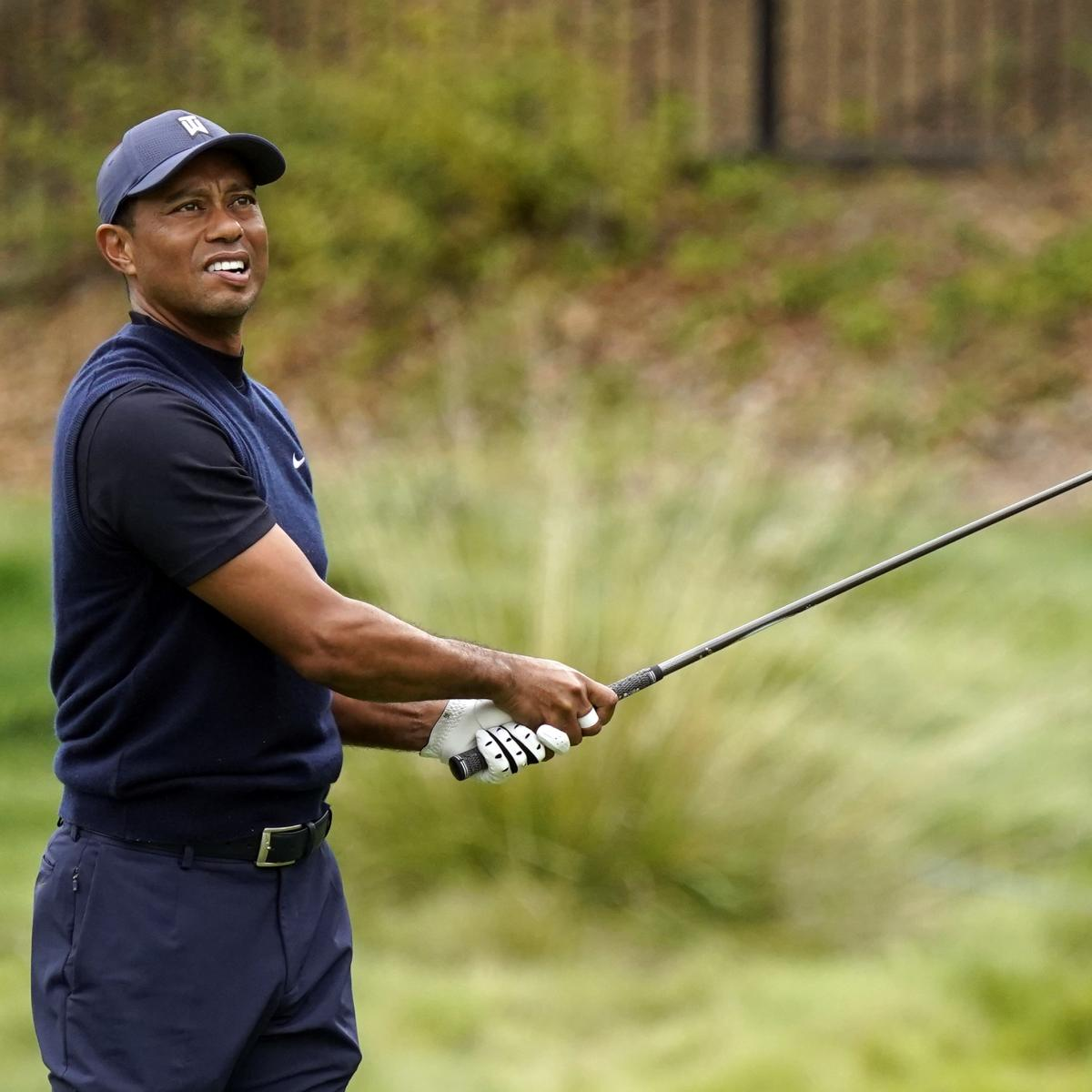 Tiger Woods Sits 16 Strokes Behind Leader at Zozo Championship After Round 3 thumbnail