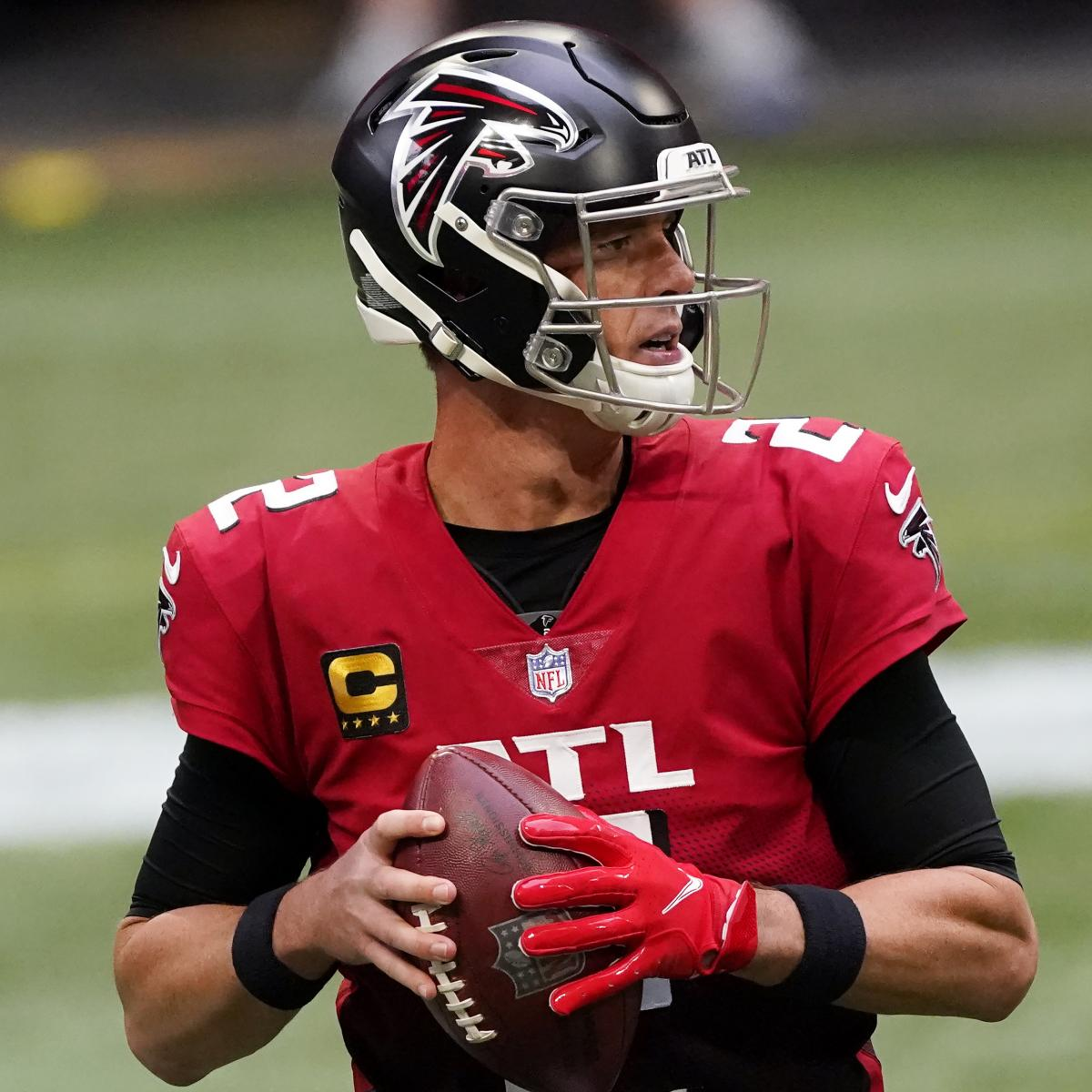 Matt Ryan Discusses Trade Rumors Amid Falcons Struggles: 'I Want to Be Here'
