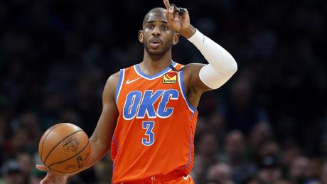 Is 35-year-old the key to next year's NBA finals?
