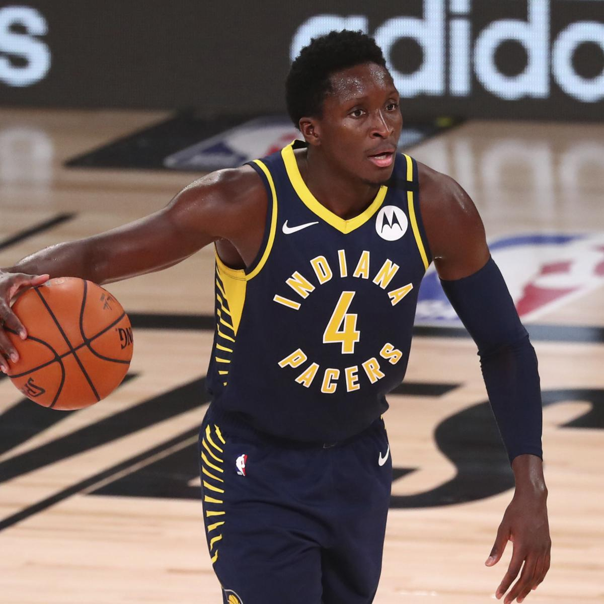 Victor Oladipo Rumors: Heat Are Pacers Star's Top Choice If He Hits Free Agency