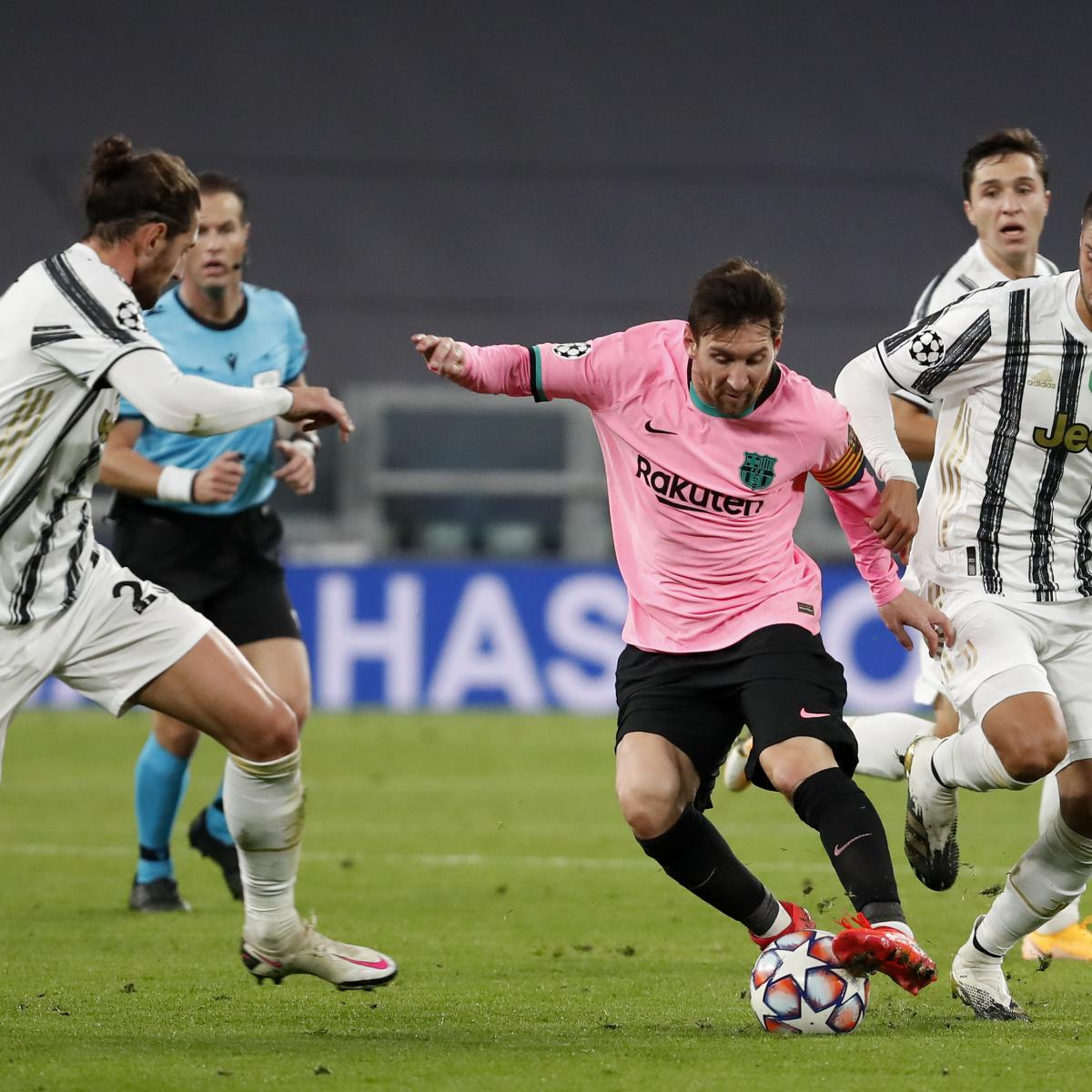 lionel messi barcelona beat juventus in ucl with cristiano ronaldo sidelined bleacher report latest news videos and highlights lionel messi barcelona beat juventus