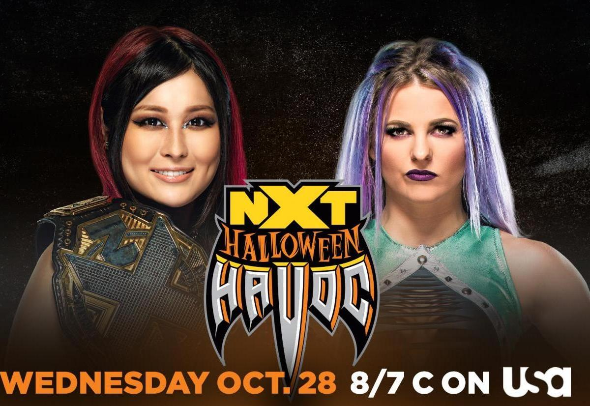 WWE NXT Halloween Havoc Results: Winners, Grades, Reaction and Highlights