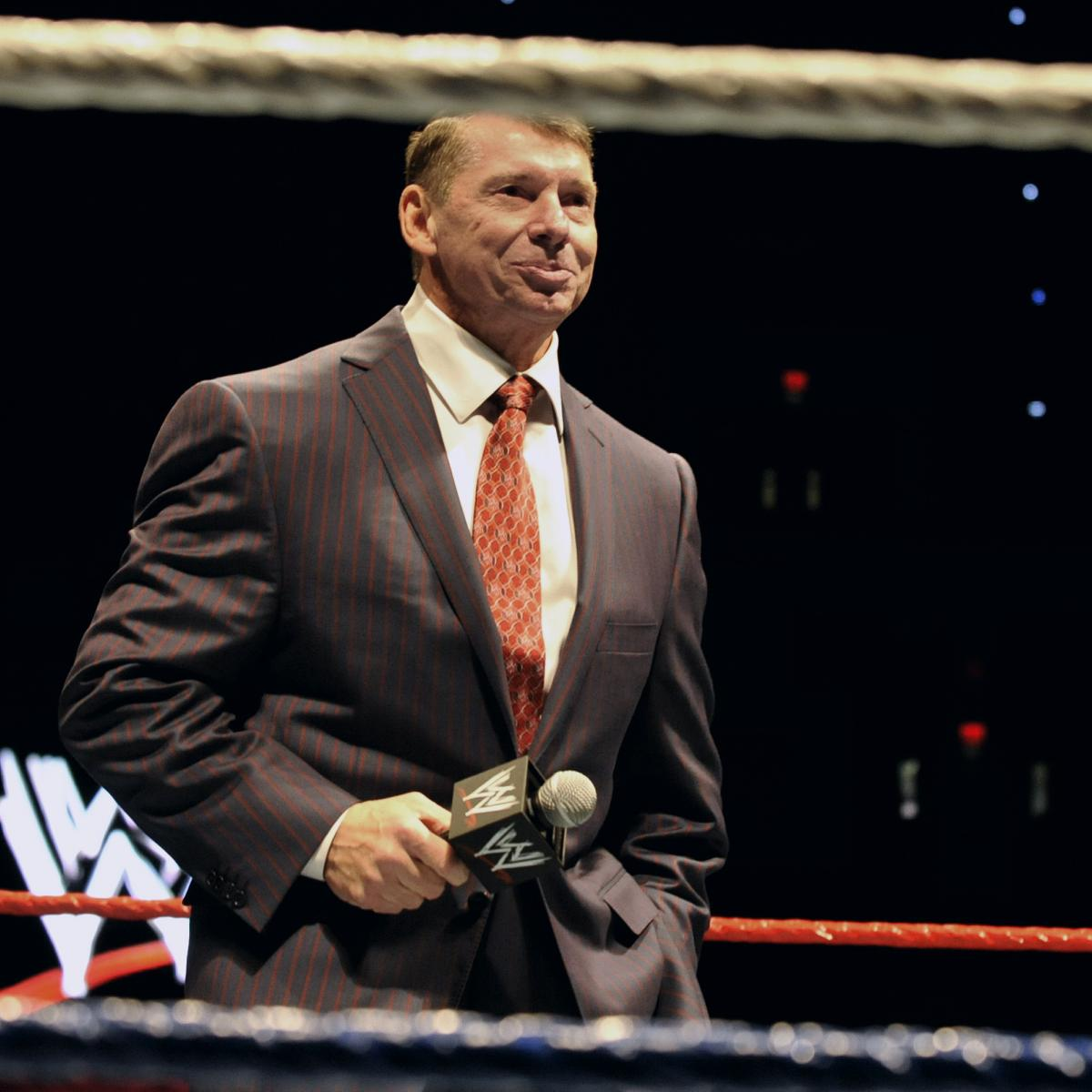 Vince McMahon Netflix Documentary to Be Produced by WWE, Bill Simmons
