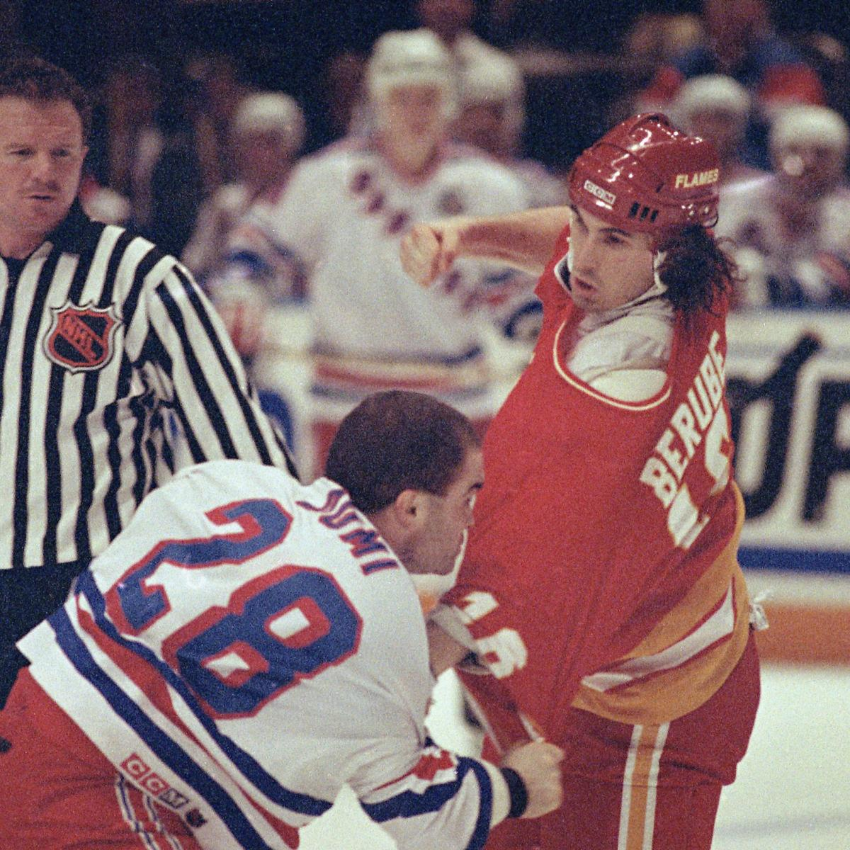 Ranking the 13 Scariest Players in NHL History