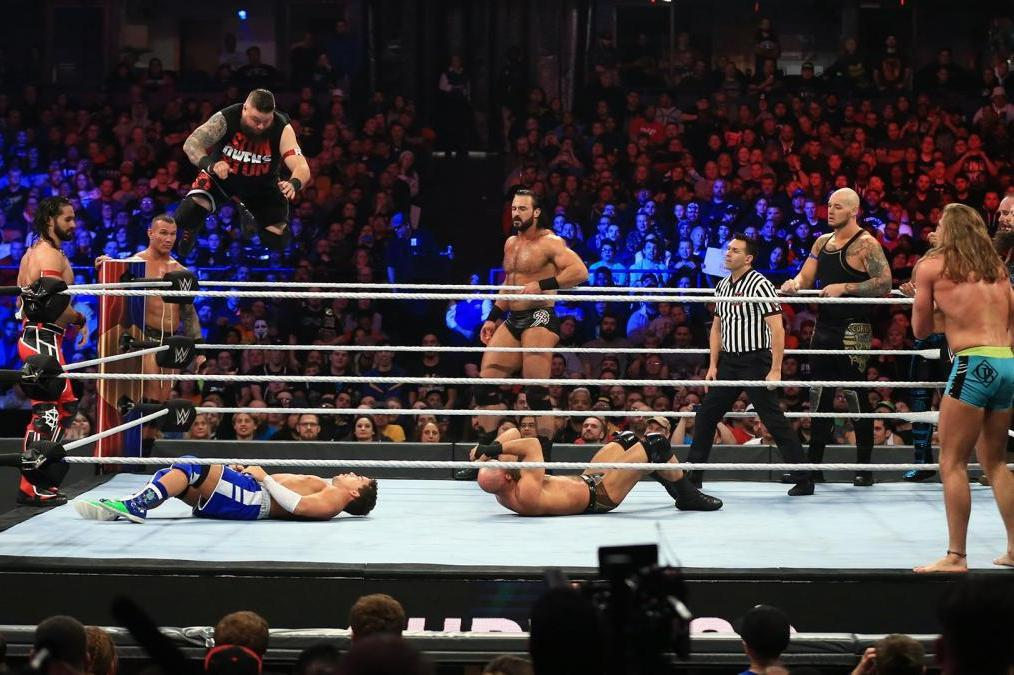 Ranking the 7 Best Raw vs. SmackDown Matches in WWE Survivor Series History