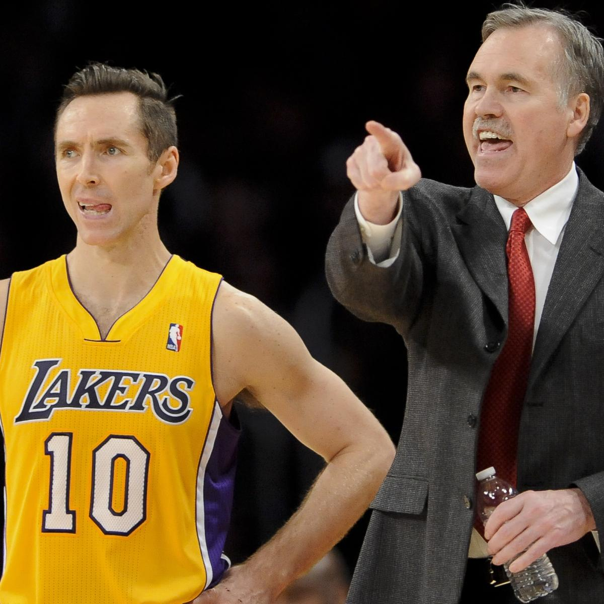 Nets Rumors: Mike D'Antoni, 76ers' Ime Udoka to Be Assistants Under Steve Nash