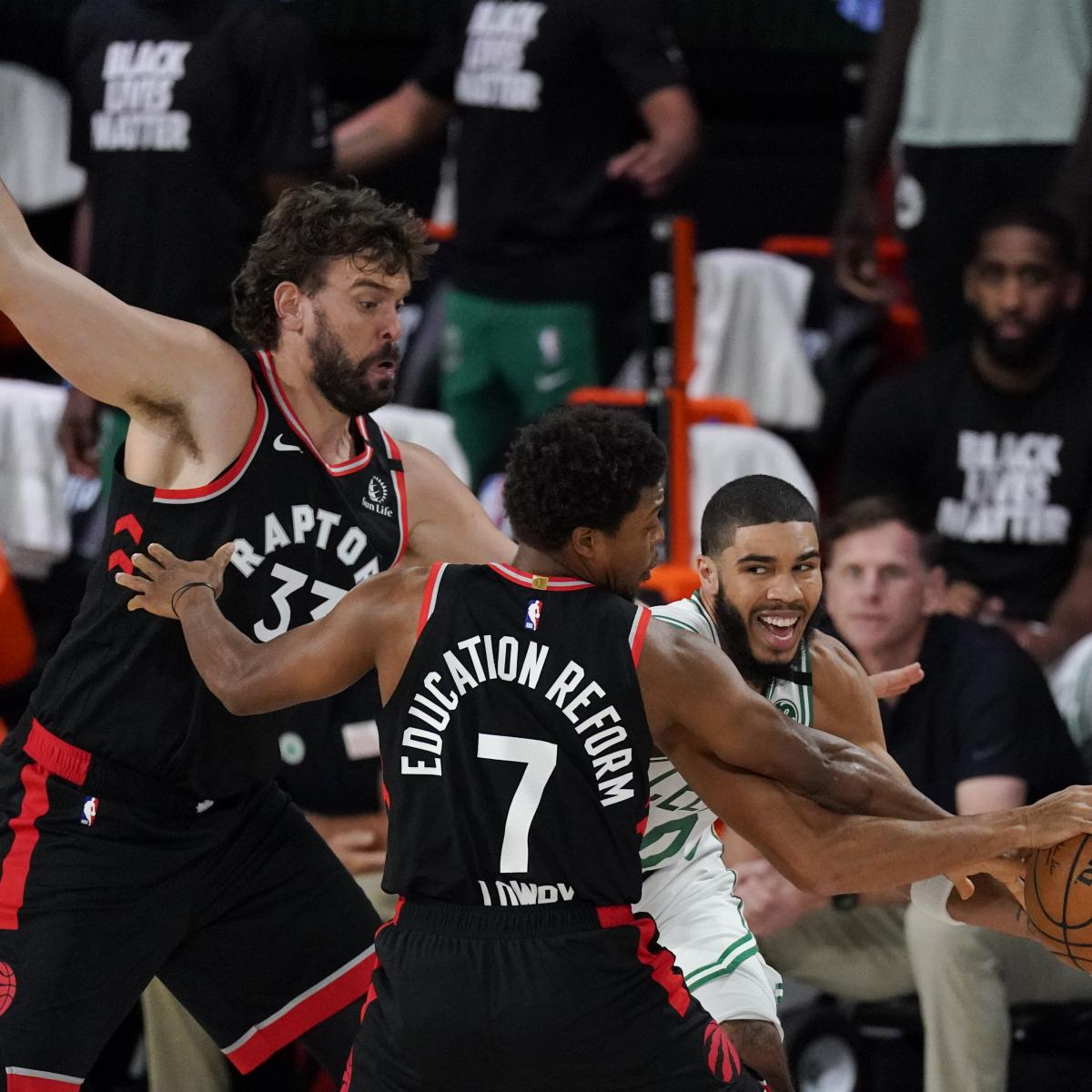 Report: Raptors Have Discussed Playing 2020-21 Home Games at Prudential Center