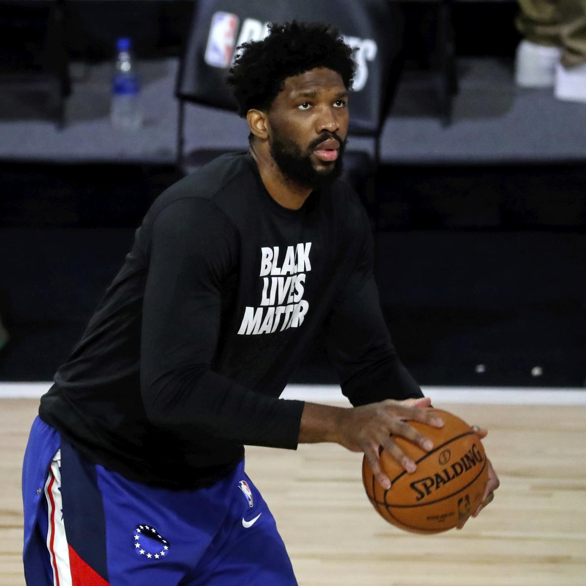 76ers' Daryl Morey Shares FaceTime Photo with Joel Embiid: 'On to Bigger Things'