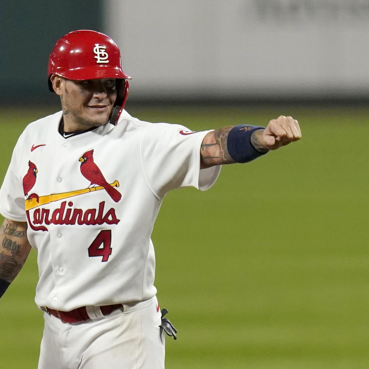 MLB Free Agents 2020: Latest Rumors, Predictions for Yadier Molina, Top Targets